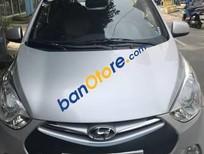 Bán xe Hyundai Eon sản xuất 2012, màu bạc, 220 triệu