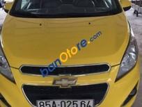 Cần bán lại xe Chevrolet Spark đời 2014, màu vàng
