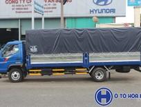 Hyundai 3T5 thùng dài 6m1, xe tải Hyundai HD35 thiết kế mới