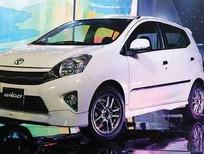 Toyota Wigo 2018 nhập khẩu(số sàn+ tự động) rẻ nhất, xe đủ màu, trả góp chỉ 110tr có xe - LH: 0973530250