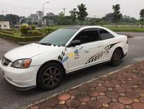 Bán Honda Civic Sport 1.8 MT sản xuất 2003, màu trắng, nhập khẩu