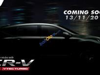 Honda CR V model 2018 hoàn toàn mới 7 chỗ, đủ màu giao ngay