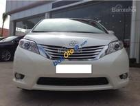 Cần bán xe Toyota Sienna 3.5 Limited đời 2013, màu trắng, nhập khẩu