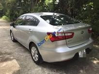 Bán Kia Rio sản xuất 2015, màu bạc, xe mình đi làm công chức nên giữ rất cẩn thận