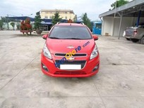 Bán xe Chevrolet Spark LTZ đời 2015, màu đỏ, xe đẹp