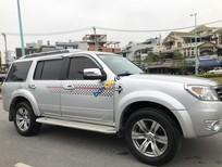 Everest Limited 2010 AT màu bạc, số tự động, máy dầu, mẫu mới, mâm lớn 18