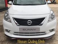 Bán xe Nissan Sunny số tự động giá rẻ nhất thị trường, trả góp 80%, giao xe tận nơi