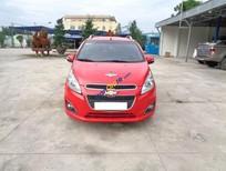 Cần bán lại xe Chevrolet Spark LTZ năm 2015, màu đỏ
