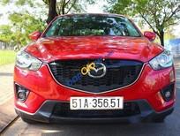 Cần bán lại xe Mazda CX 5 năm sản xuất 2012, màu đỏ, nhập khẩu Nhật Bản