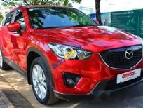 Bán ô tô Mazda CX 5 sản xuất năm 2012, màu đỏ, xe nhập, giá tốt