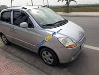 Cần bán Chevrolet Spark LT sản xuất năm 2009, màu bạc