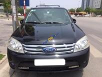 Bán ô tô Ford Escape 2.3 AT năm sản xuất 2009, màu đen số tự động, giá 395 triệu