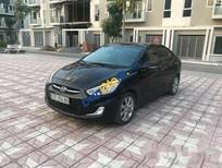 Bán Hyundai Accent Blue 1.4AT năm sản xuất 2015, màu đen, nhập khẩu Hàn Quốc, giá chỉ 495 triệu