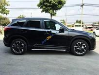 Bán Mazda CX 5 2.0 AT đời 2017, màu đen, giá tốt