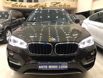 Bán BMW X6 xDrive30d đời 2015, màu nâu, nhập khẩu số tự động