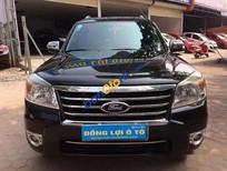 Bán xe Ford Everest Limited 2011, màu đen