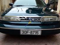 Xe Ford Crown victoria đời 1995, màu xanh lam