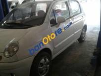 Bán Daewoo Matiz SE đời 2007, màu trắng