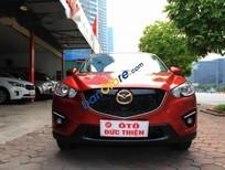 Cần bán Mazda CX 5 sản xuất 2010, màu đỏ, 725 triệu