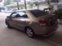Xe Toyota Vios E sản xuất 2009, màu nâu, 340tr