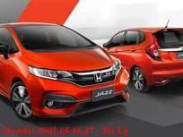 Giá xe Honda Jazz 2017 tại Honda Đà Nẵng Việt Nam