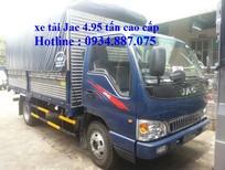 Bán xe tải JAC 5 tấn (5t) thùng dài 4m3 giao ngay