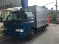 Bán Thaco Kia K165S thùng kín inox, đời 2017, nhập khẩu Hàn Quốc, hỗ trợ trả góp 75%
