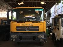 Xe tải ben 2 chân Dongfeng, nhập khẩu nguyên chiếc, 8 tấn