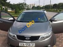 Bán xe Kia Cerato 1.6 AT đời 2009, màu xám chính chủ, 405tr