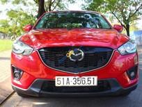 Cần bán gấp Mazda CX 5 năm sản xuất 2012, màu đỏ, nhập khẩu nguyên chiếc giá cạnh tranh