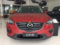 Bán Mazda CX 5 2.5 Facelift năm sản xuất 2017, màu đỏ giá cạnh tranh