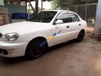 Cần bán xe Daewoo Lanos sản xuất năm 2002, màu trắng, nhập khẩu nguyên chiếc