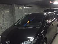 Cần bán lại xe Toyota Wish 2.0G đời 2011, màu đen, nhập khẩu