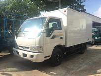 Cần bán Thaco Frontier K165 thùng kín (inox 304, inox 430, tôn) 2 tấn 3, đời 2017, giá rẻ, nhập khẩu Hàn Quốc