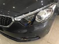Cần bán lại xe Kia K3 1.6AT năm 2015, màu xám số tự động
