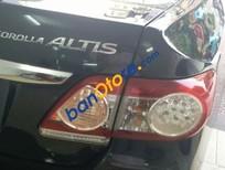 Bán ô tô Toyota Corolla altis 2.0 AT đời 2011, màu đen, giá chỉ 569 triệu