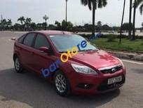 Cần bán lại xe Ford Focus 1.8 AT đời 2010, màu đỏ, xe  đẹp