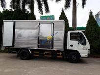 Bán xe tải Isuzu sản xuất 2017, màu trắng
