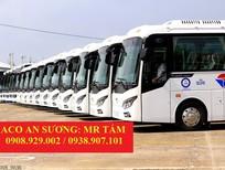 Xe khách 29 chỗ bầu hơi TB85, mua xe 29 chỗ TB85 trả góp