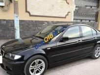 Bán BMW 3 Series 318I AT sản xuất 2005, màu đen, nhập khẩu nguyên chiếc