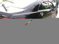 Bán ô tô Toyota Camry 2.4G năm 2008, màu đen, 525 triệu