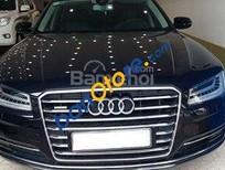 Cần bán lại xe Audi A8 8L 4.0 TFSI Quattro đời 2014, màu đen, nhập khẩu