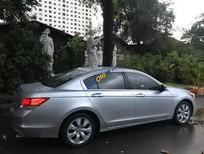 Cần bán lại xe Honda Accord 3.5 năm 2007, màu bạc, xe nhập chính chủ, giá 480tr