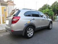 Cần bán lại xe Chevrolet Captiva LTZ năm 2007, màu bạc còn mới, giá tốt