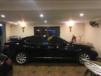 Bán Lexus LS 460L đời 2008, màu đen, xe nhập còn mới