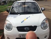 Bán Kia Morning AT năm sản xuất 2008, màu trắng, nhập khẩu số tự động, 158 triệu