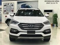 Hyundai Santa Fe trắng, giám sốc 230 triệu chỉ trong tháng 11
