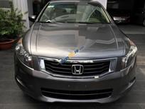 Bán Honda Accord 3.5 AT năm 2007, màu xám, nhập khẩu nguyên chiếc, giá 600tr