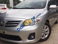 Bán ô tô Toyota Corolla Altis 1.8 AT năm 2013, màu bạc số tự động, giá chỉ 635 triệu