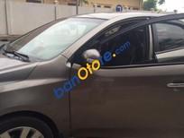 Cần bán lại xe Kia Cerato 1.6 AT 2009, màu xám